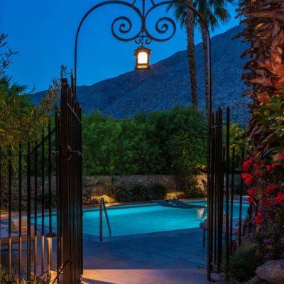 Poolside Retreat in Palm Springs