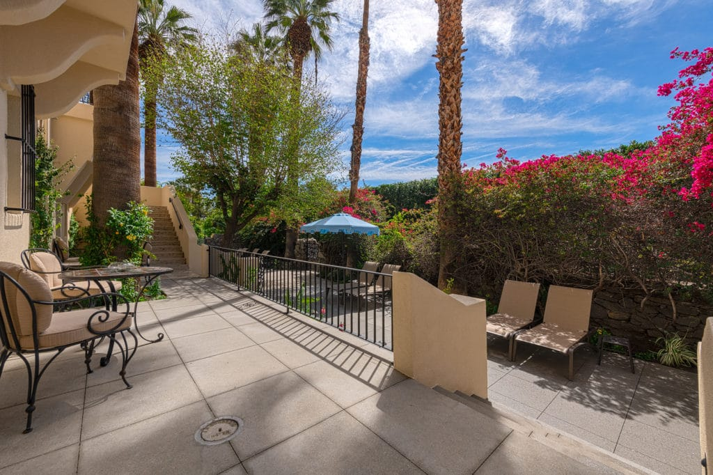 Our 5-Star Luxury Lodging offers 5-star views of the city and desert beyond.