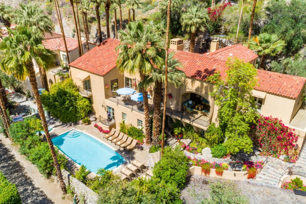 Our 5-Star Luxury Lodging makes for the perfect Palm Springs getaway.